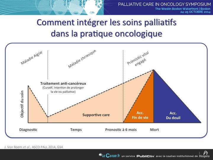 comment int u00e9grer les soins palliatifs dans la pratique oncologique