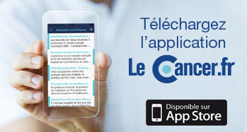 Appli iPhone LeCancer.fr