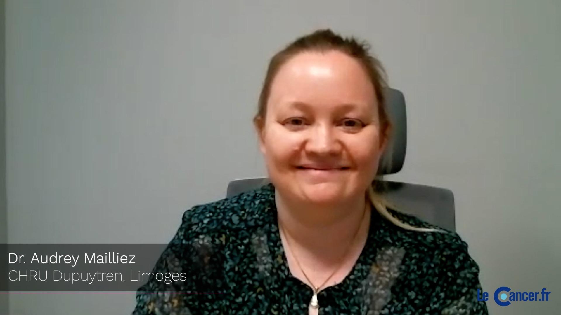 Dr Audrey Mailliez Capture