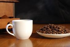 grains de cafÈ