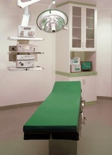 salle d'opÈration