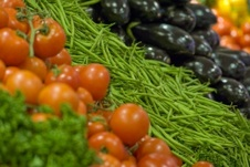 Ètalage fruits et lÈgumes