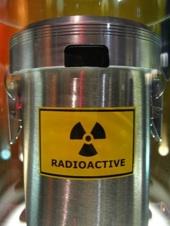 dÈchet radioactif